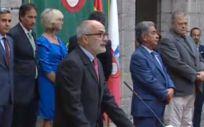 Miguel Rodríguez toma posesión como consejero de Sanidad de Cantabria / Foto: Parlamento de Cantabria