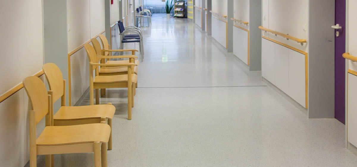 Sala de espera de un hospital.  (Foto. Pixabay)