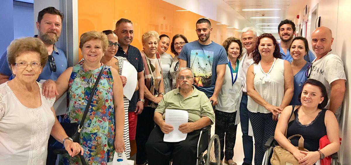 Pacientes (Junta de Andalucía)
