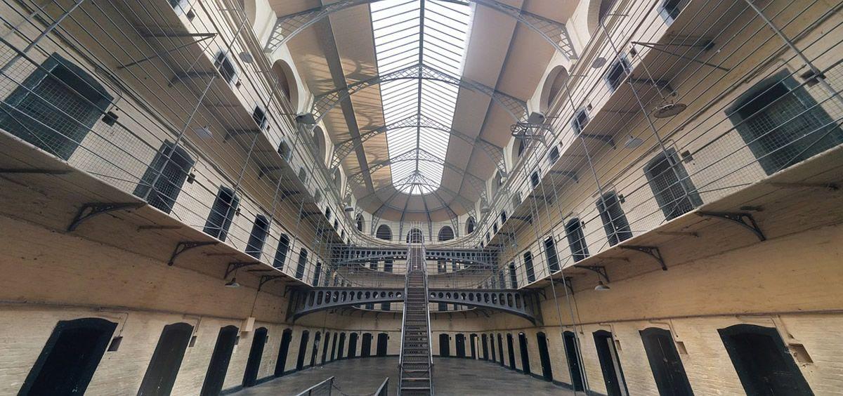Centro penitenciario (Foto. Pixabay)