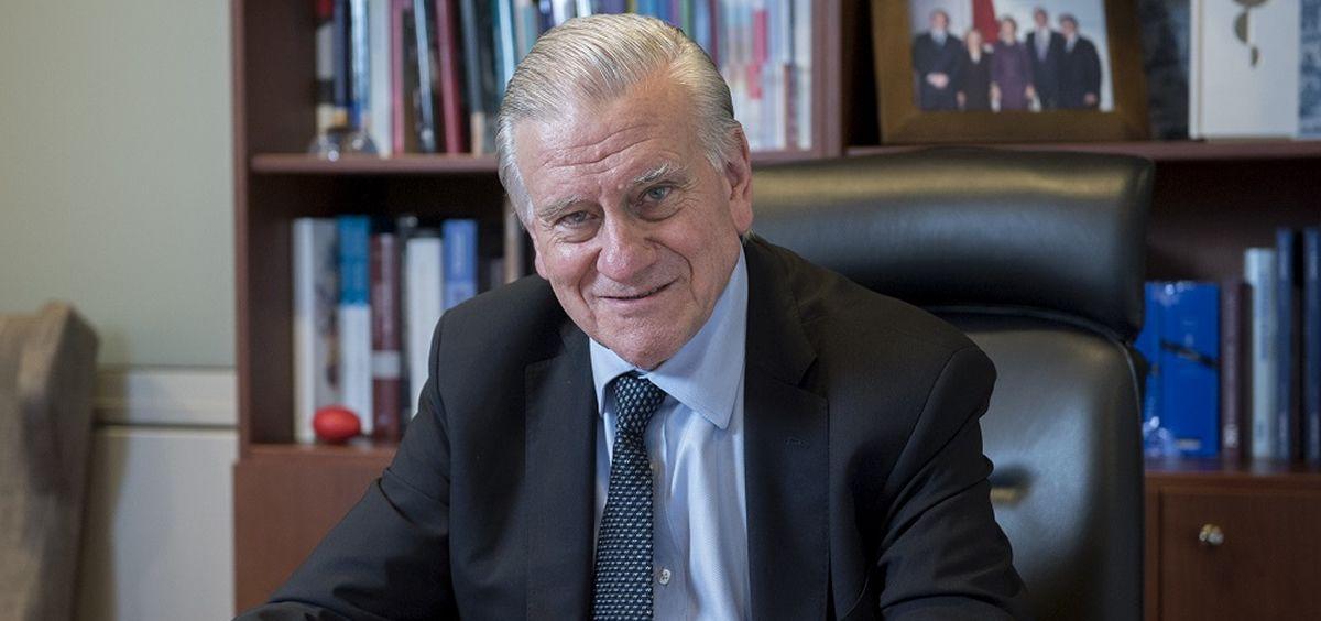 Valentín Fuster, director general del CNIC / Foto: CNIC