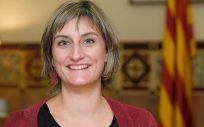 La consejera de Salud de Cataluña, Alba Vergés. (Foto. @AlbaVerges)