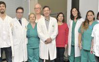 Profesionales de la Unidad del Dolor Crónico del centro hospitalario (ConSalud.es)