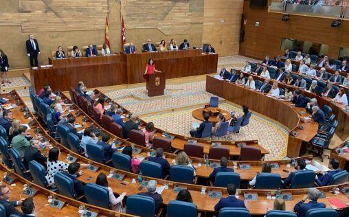 Las diferencias en sanidad se cuelan en la investidura sin candidato de Madrid