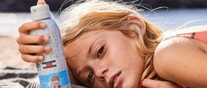 ISDIN Fotoprotector Pediatrics Transparent Spray SPF 50+ (Foto. ISDIN)