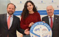 Presentación de la campaña 'Coche sin Humo' | Foto: Consejo General de Enfermería (CGE)