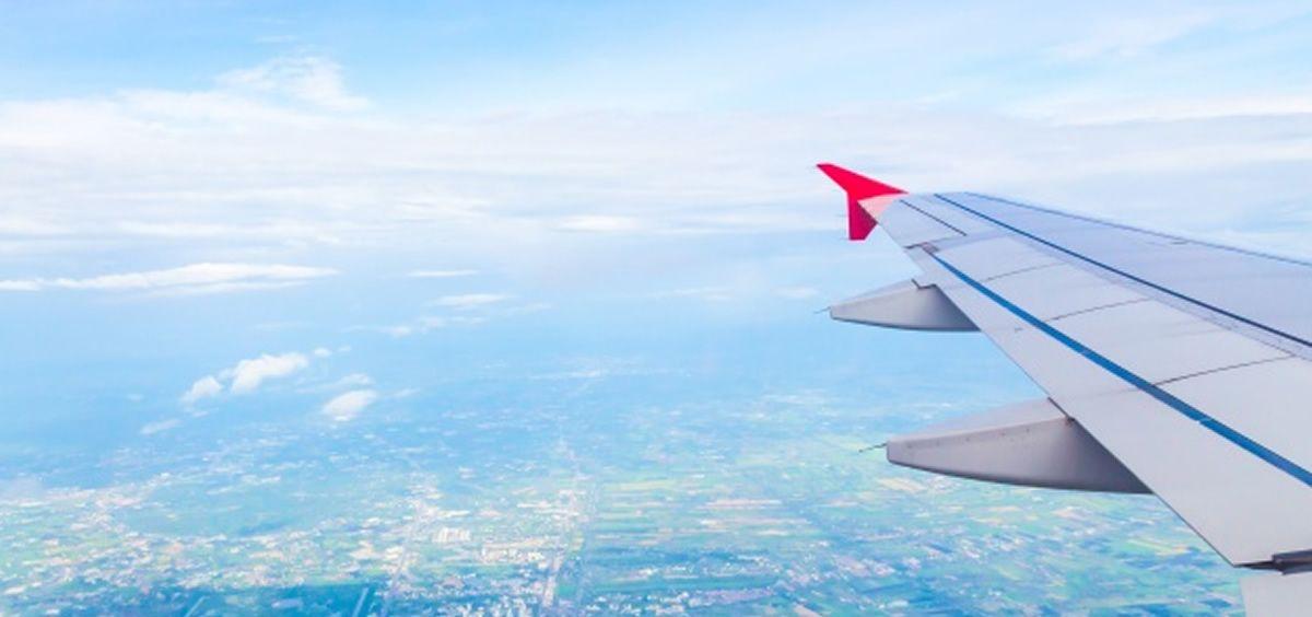 Avión(Foto. Freepik)