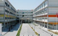 Fachada del Hospital Universitario Infanta Leonor (Foto: Comunidad de Madrid)