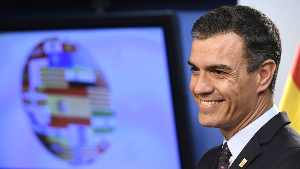 Pedro Sánchez, presidente del Gobierno en funciones (Foto. Flickr La Moncloa)