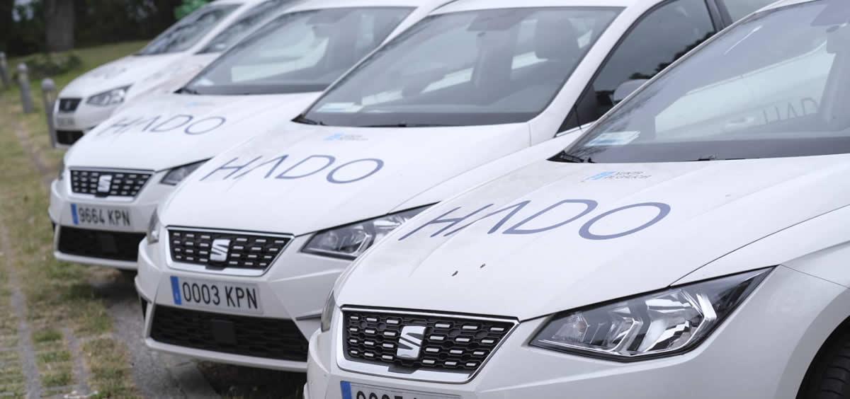 Nuevos vehículos (Foto. Xunta de Galicia)