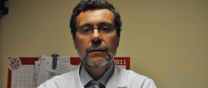 El presidente de la Sociedad Española de Anatomía Patológica (SEAP), Xavier Matias-Guiu Guia. (Foto. ConSalud)