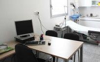 Consultorio médico aragonés (Foto. Aragón Hoy)