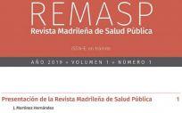 Revista Madrileña de Salud Pública (Foto. Comunidad de Madrid)