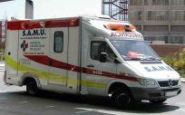 Ambulancia de la Comunidad Valenciana (Foto. Satse)