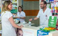 Dispensación de fármacos (Foto. Junta de Andalucía)
