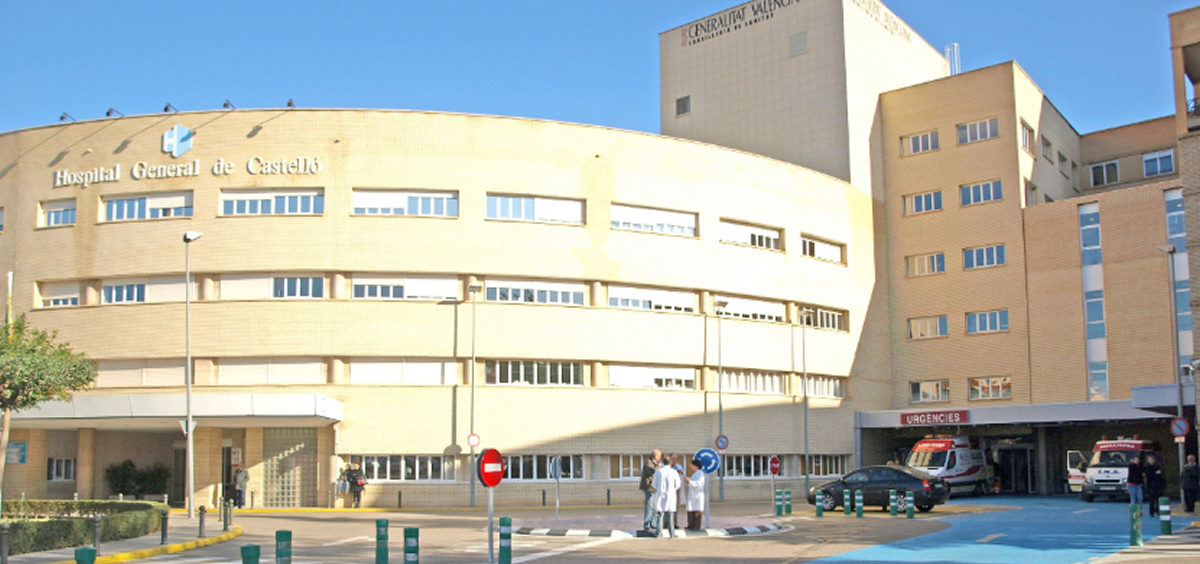 Hospital General de Castellón (Foto. Generalitat Valenciana)