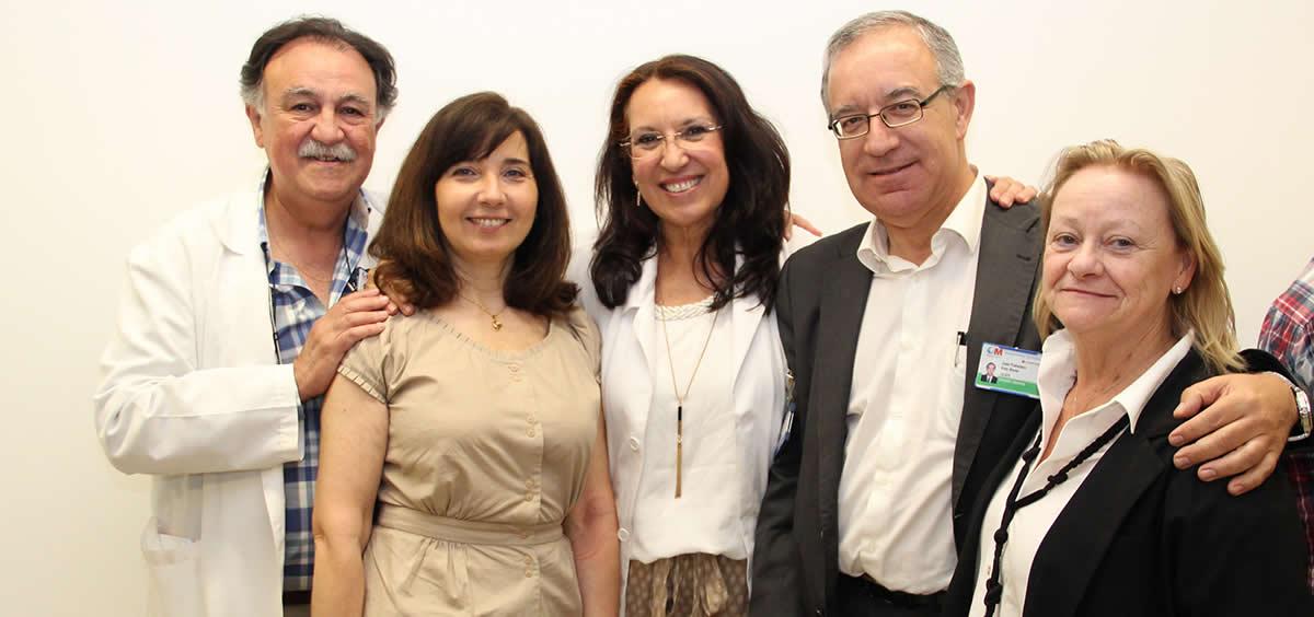 Expertos del Hospital Clínico San Carlos (Foto. ConSalud)