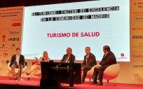 Luis Mayero, durante su intervención en el X Congreso Internacional de Excelencia (Foto: Juanjo Carrillo Córdoba - ConSalud.es)