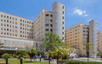 Fachada del Hospital General de Alicante donde se encuentra ingresado el joven con sospecha de miocarditis (Foto. Generalitat Valenciana)