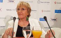 Ana Barceló, consejera de Sanidad Universal y Salud Pública de la Comunidad Valenciana (Foto ConSalud.es)