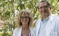 Jimenez Susana y Fernandez Fernando (Foto. Ciberobn)