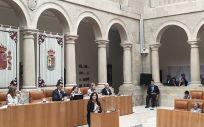 Concha Andreu, candidata a la presidencia de La Rioja (Foto. Twitter PSOE La Roja)