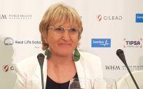 La consejera de Sanidad de la Comunidad Valenciana, Ana Barceló (Foto: ConSalud.es)