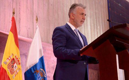 Torres fija como prioridad el fortalecimiento de la sanidad de Canarias