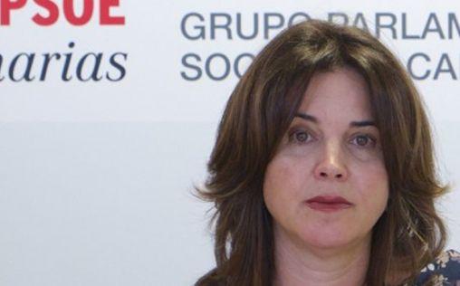 Teresa Cruz ya es oficialmente consejera de Sanidad de Canarias