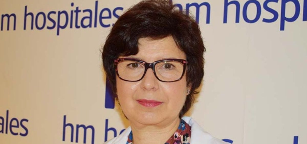Dra. Mercedes Herrero, ginecóloga especialista en salud sexual (Foto. ConSalud.es)