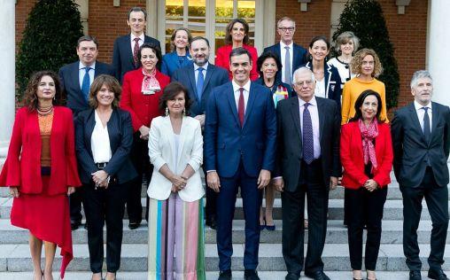 Sanidad, de los ministerios con menos altos cargos: 19 en activo actualmente