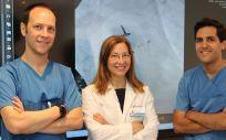 Cardiólogos del Clínico San Carlos (Foto. Hospital Clínico San Carlos)