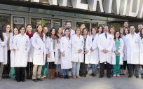Grupo Alergología (Foto. Hospital Gregorio Marañón)