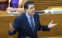 El vicesecretario general del PP en la Comunidad Valenciana, José Juan Zaplana (Foto: @ppcv)