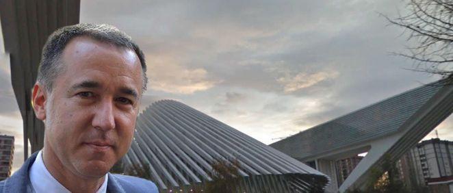 Pablo Fernández, nuevo consejero de Sanidad de Asturias (Foto. Montaje ConSalud.es)