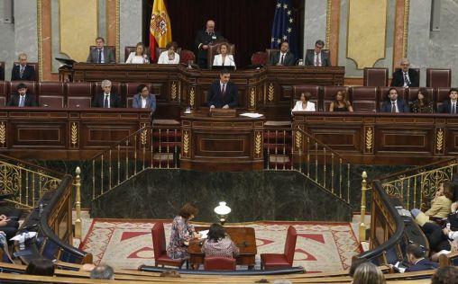 Debate de investidura: La sanidad, ausente en las replicas a Sánchez