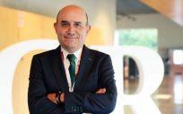 Jorge Contreras, presidente de la Sociedad Española de Oncología Radioterápica (SEOR).