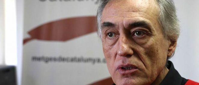 Josep Maria Puig, secretario general de Metges de Catalunya (Foto: Metges)