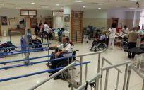 Proyecto de humanización (Foto. Junta de Andalucía)