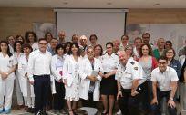 Jornada del Hospital Universitari i Politènic La Fe (Foto. ConSalud)