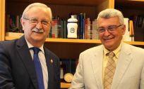 Acuerdo entre Ffomc y Seaformec (Foto. ConSalud)