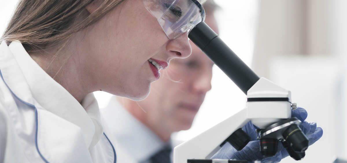 Investigación biosanitaria (Foto. Freepik)