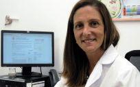 Olga Mediano, neumóloga y coordinadora del Área de Sueño de Separ (Foto. Sescam)