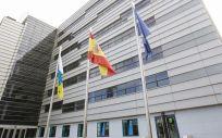 Sede de la consejeria de Sanidad de Canarias (Foto: Gobierno de Canarias)