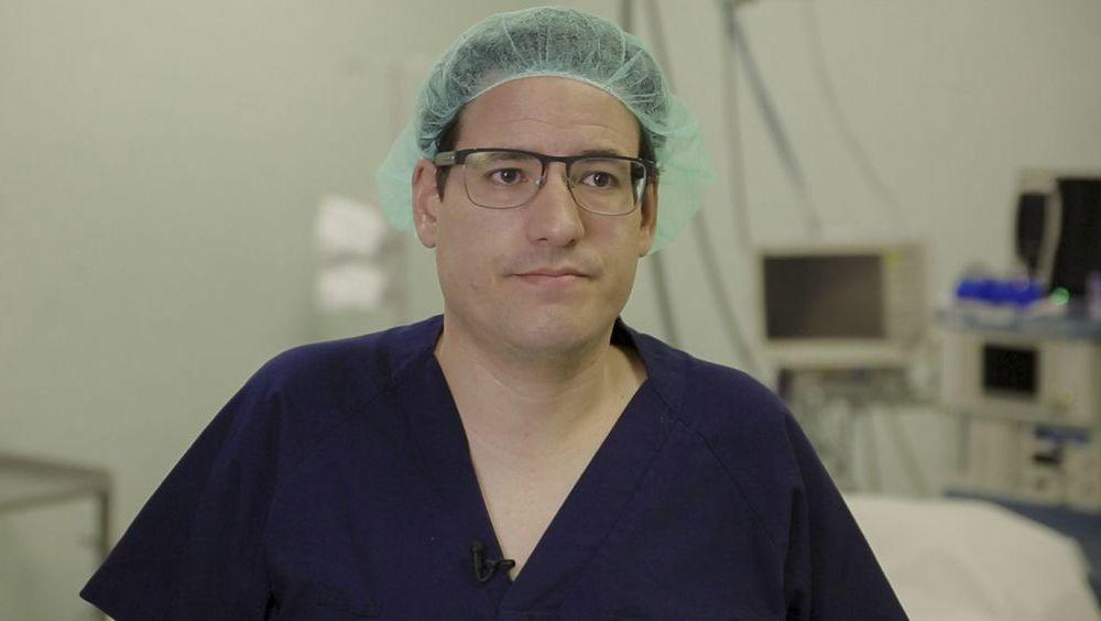 El doctor Enrique Rijo (Foto. ConSalud.es)