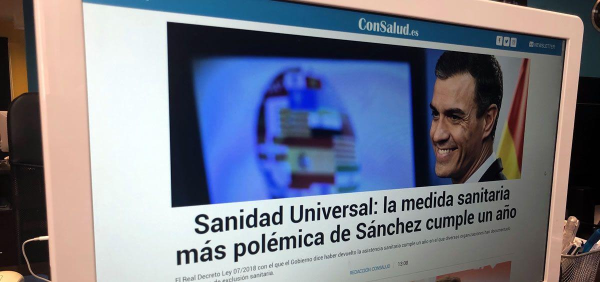 ConSalud.es Julio 2019 (Foto. Consalud.es)