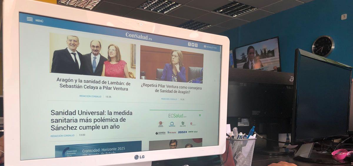 ConSalud.es Enero Julio 2019 (Foto. ConSalud.es)