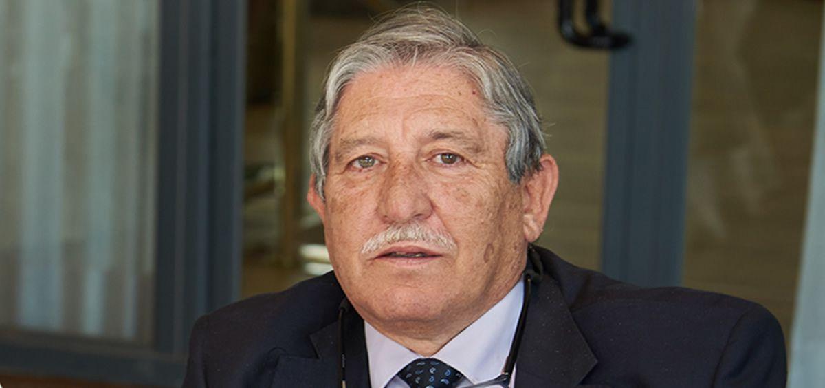 Juan Manuel Ortiz, presidente de la Alianza General de Pacientes (Foto. ConSalud.es)