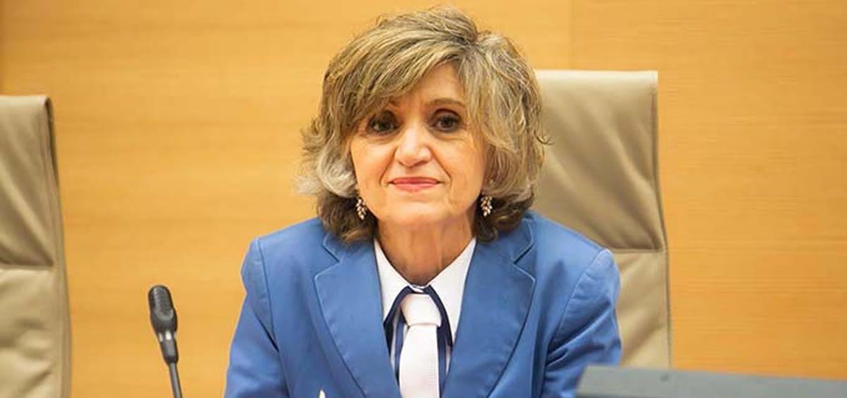 María Luisa Carcedo, ministra de Sanidad (Foto. flickr PSOE)