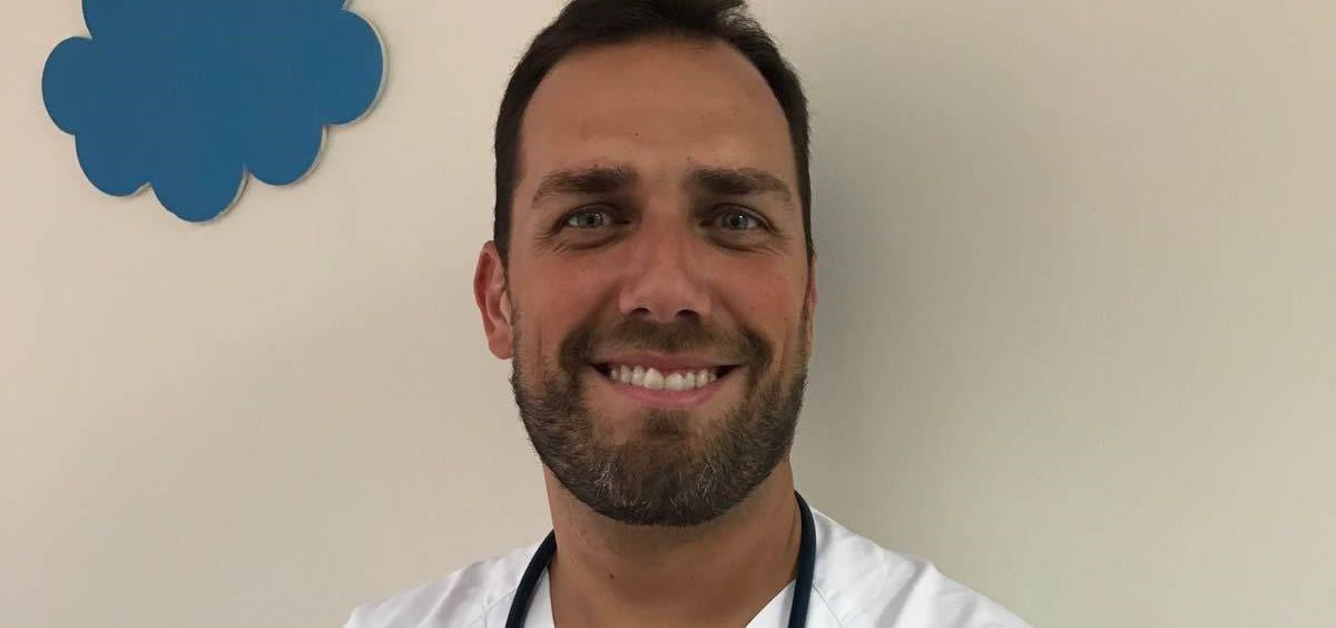 José Luis Díaz Rodríguez, pediatra Quirónsalud Campo de Gibraltar (Foto. Quirónsalud)